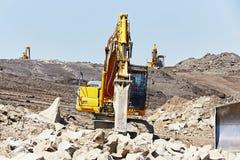 Excavators Stock Images