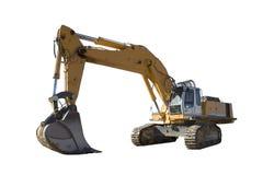 Excavatrice Images libres de droits