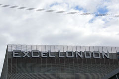 Excel London stock photography