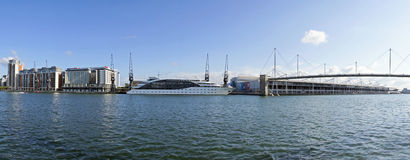 Excel Marina royalty free stock images