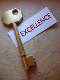 excellence stockbild