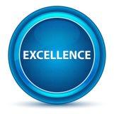 Excellence Eyeball Blue Round Button. Excellence Isolated on Eyeball Blue Round Button royalty free illustration