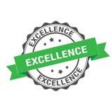 Excellence stamp illustration. Excellence stamp seal illustration design vector illustration