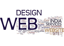 Excellent Alternative For Web Development Text Background Word Cloud Concept Stock Photography