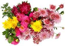 Excellent autumn bouquet Stock Photography