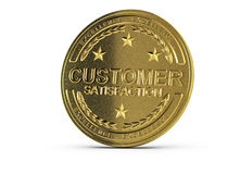 Excellent Customer Relationship Management, Award Royalty Free Stock Images