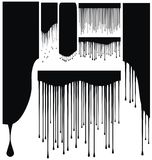 Excellent high quality various shape drips. Illustration for your design vector illustration