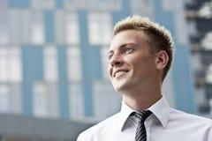Excellent Portrait Of A Successful Businessman Stock Image