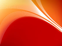 Excellent Red Background Royalty Free Stock Image