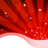 Excellent red background Royalty Free Stock Photo