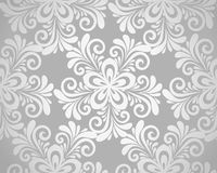 Excellent seamless floral background with flowers  Royalty Free Stock Photo