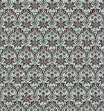 Excellent seamless floral. Pattern background royalty free illustration