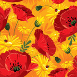 Excellent seamless pattern Royalty Free Stock Photography