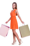 Excellent shopping. Stock Photography