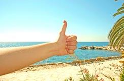Excellentes vacances Photographie stock libre de droits