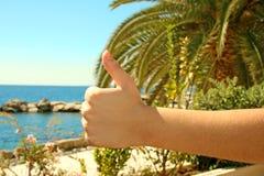 Excellentes vacances Image stock