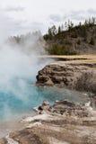 Excelsior gejzeru krater Fotografia Royalty Free