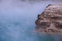 Excelsior Geyser Crater Stock Photography