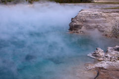 Excelsior Geyser Crater Royalty Free Stock Photos