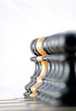 Exceptional. Chess. royalty free stock images
