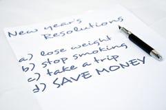 Excepto el dinero Foto de archivo libre de regalías