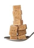 Excessif sucre Photos libres de droits