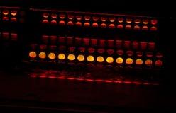 Excessive heat Stock Image