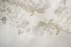 Excessive moisture can cause mold and peeling paint wall such as rainwater leaks or water leaks. Excessive moisture can cause mold and peeling paint wall such royalty free stock image