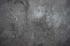 Excessive moisture can cause mold and peeling paint wall such as rainwater leaks or water leaks. Stock Image