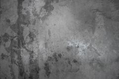 Excessive moisture can cause mold and peeling paint wall such as rainwater leaks or water leaks . Royalty Free Stock Images