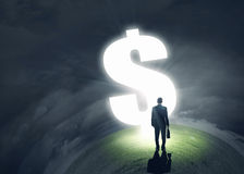 Exchange rate concept Stock Photography