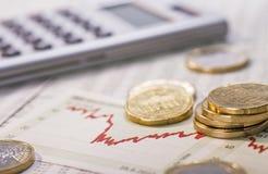 Exchange Rates Stock Photos