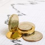 Exchange Rates. Stock Image