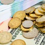 Exchange rates. Stock Photography