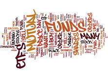 Exchange Traded Funds Why You Should Never Buy A Mutual Fund Again Text Background  Word Cloud Concept Stock Photo