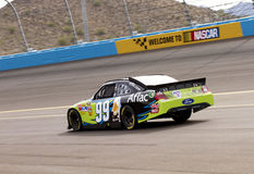 Excitador Carl Edwards de NASCAR imagem de stock royalty free