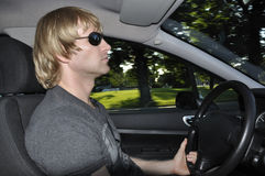 Excitador de carro Foto de Stock Royalty Free