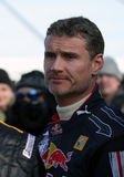 Excitador de competência escocês David Coulthard Fotos de Stock Royalty Free