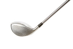 Excitador do golfe Imagem de Stock Royalty Free