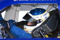 Excitador Jamie McMurray do copo de Nascar Sprint foto de stock