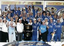 Excitador Ryan Newman de NASCAR foto de stock