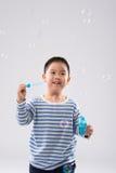 excited малыш Стоковая Фотография