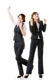 Excited business women Stock Photography