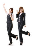 Excited business women Royalty Free Stock Photography