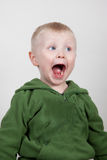 Excited child Royalty Free Stock Images