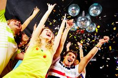 Excitement Royalty Free Stock Image