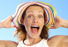 Excitement Royalty Free Stock Photo