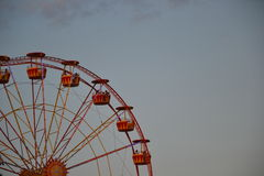 Exciting привлекательность в парке Стоковые Фото