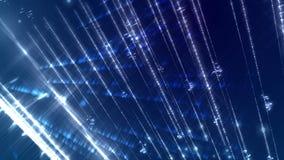 Abstract Light Glitters Background stock illustration
