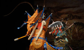 """Exciting fights- Beijing Opera"""" Women Generals of Yang Family"""" Royalty Free Stock Photos"""